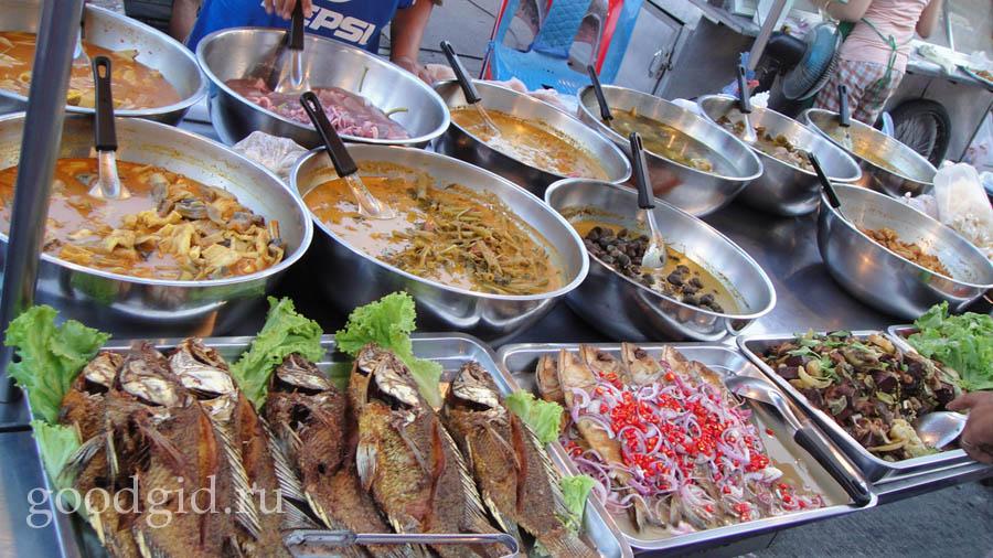 foodmarket В Таланде