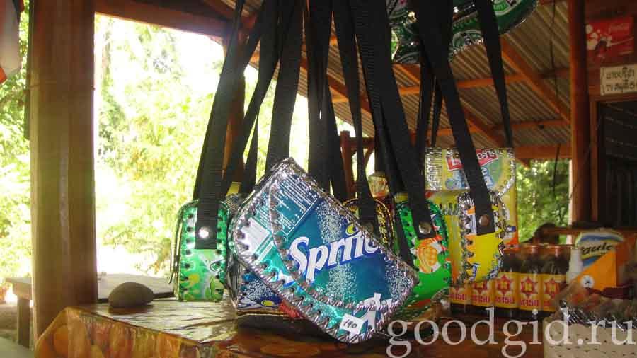 Сувениры из Тайланда Туризм.  Таиланд.