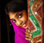индийская девушка
