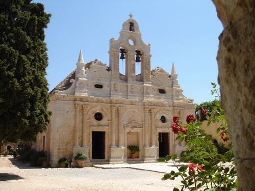 церкви Крита