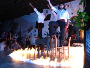 Критский вечер, экскурсии на Крите