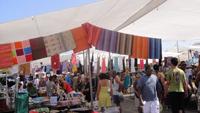 блошиный рынок в Ираклионе