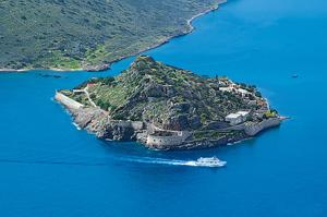 остров Спиналонга