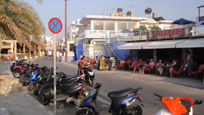 Stalida, сталида, остров Крит