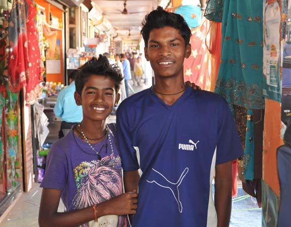 Индийские дети 2