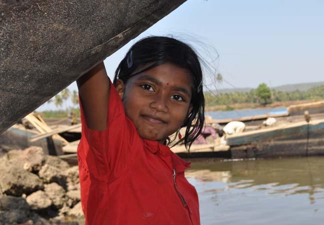 Индийские дети 3