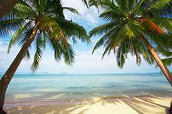 фото пляжа в Тайланде