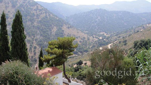 Самостоятельное путешествие, остров Крит