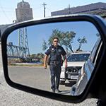 полицейский в США