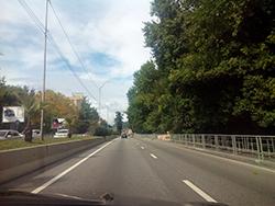 В Абхазию на машине.