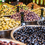 фестиваль оливок в испании, оливки в Баэне