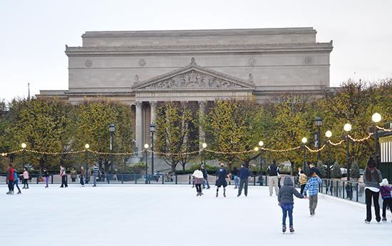 национальный архив в Вашингтоне