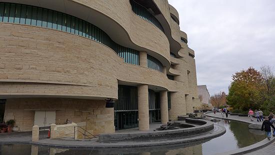 Национального музея американских индейцев