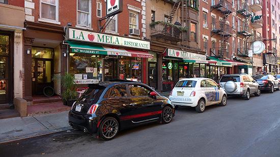 нью-йорк фото, маленькая Италия