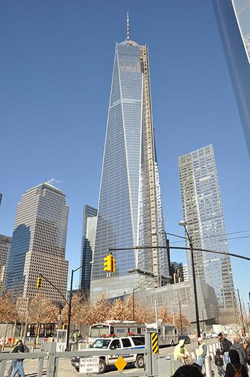 нью-йорк фото, башня свободы