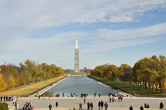 обелиск в Вашингтоне